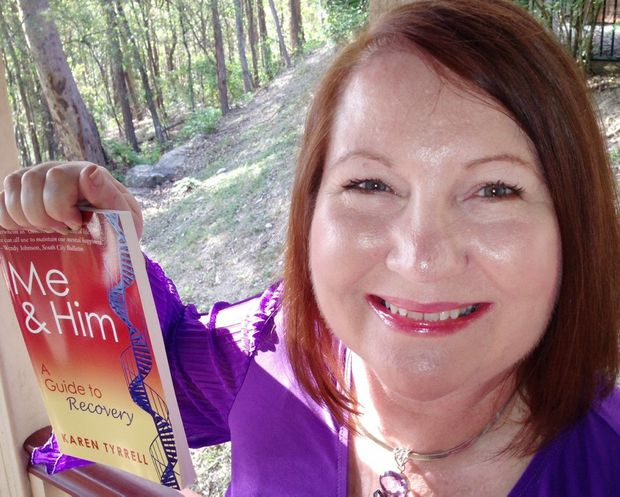 Logan author Karen Tyrell has just completed her second book. Photo: Supplied / The Reporter