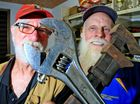 Men's Shed opens the doors to the ladies