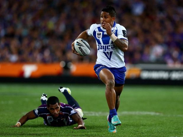Paul Heptonstall said the Ben Barba (pictured) situation was another reminder of how vulnerable players were to certain issues.