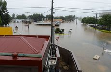 Gympie goes underwater after recent heavy rains.