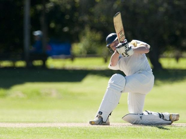 Toowoomba batsman Blake Anderson bound for Fawley Cricket Club in England.