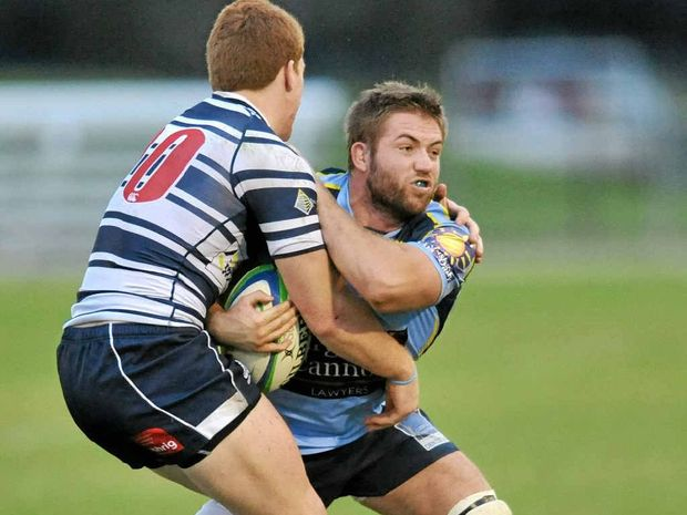 The Stingrays co-captain in 2012, Tom Beattie, believes the results will take care of themselves if the team sticks to its training regime.
