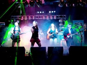 Highway to Hell leads to Murwillumbah for rockers