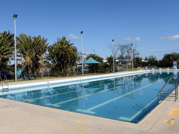 The Byron Bay Swimming Pool.