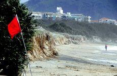Sunshine Coast beaches hit by erosion