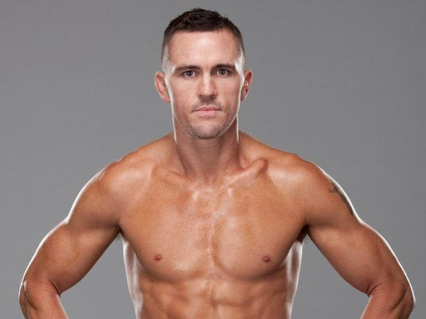 UFC fighter Kyle Noke.