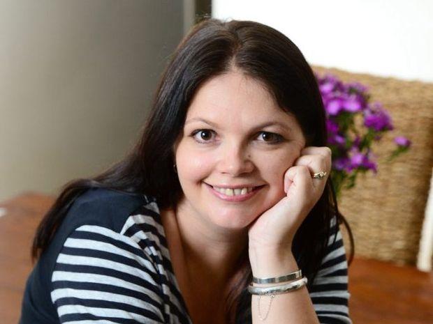 QT's Mummy Columnist Clare Evans of Goodna.