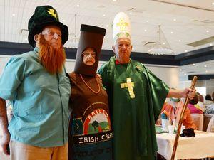 St Patricks Seniors at Yamba