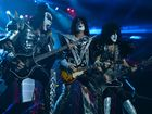 Kiss, Motley Crue and Thin Lizzy rock the socks off Mackay