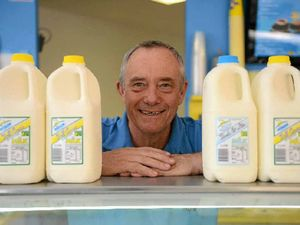 Local dairy business 'swamped' with orders, thanks Gladstone