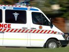 EMERGENCY: A man was transported to Kingaroy Hospital with acid burns to his face and arms.
