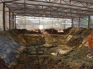 Former Toowoomba gasworks site