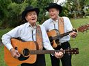 Country musicians back in town