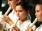 Murwillumbah public school is hosting a seniors music concert. Photo: John Gass / Daily News