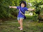 Maggie Coppin, 5, will be taking be part in the Relay for Life this year as a survivor of leukemia.
