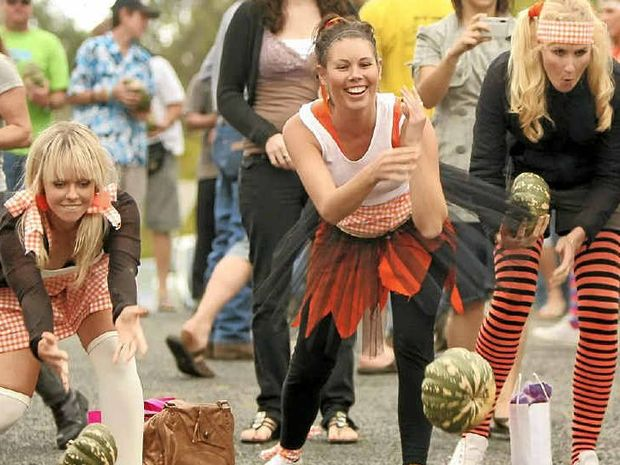 Rainbow Beach and Goomeri, home of the pumpkin festival, lead our region in advantages for residents.