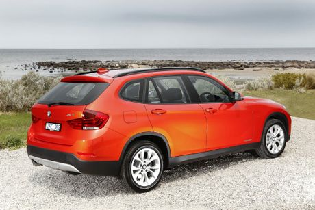 road test bmw x1 is well equipped in battle for supremacy. Black Bedroom Furniture Sets. Home Design Ideas