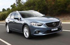 There is a lot to like about the Mazda6 wagon.