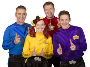 Wiggles perform in Mackay