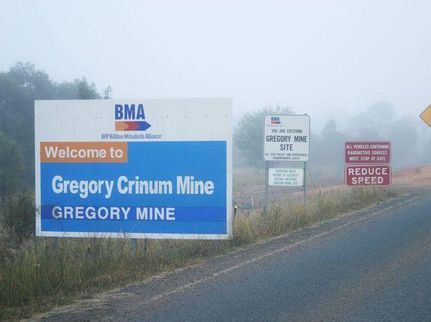 Gregory Crinum mine north of Emerald. Photo Tara Miko / CQ News