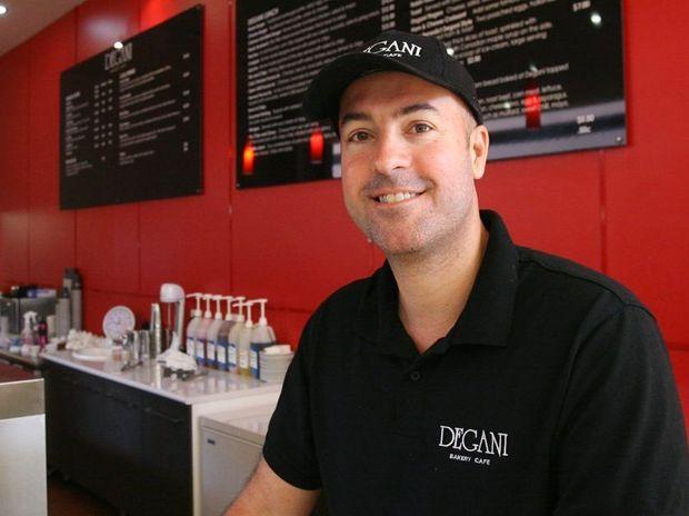 Deganis Cafe Menu