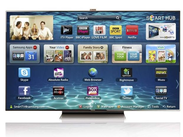 Smart television offers a greater viewing choice and puts you in control of what you watch.