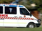 Rider injured in collision with car at Coolum