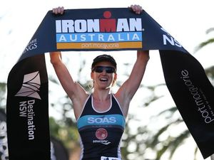 Second spot surprises ironwoman Ange Castle