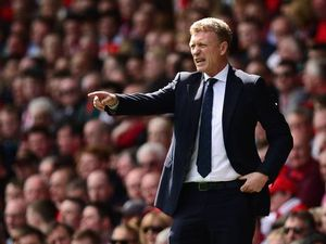 Manchester Utd manager Moyes has some big shoes to fill
