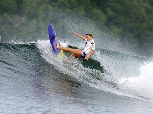 Super Stoyle poised to break into pro surfing ranks