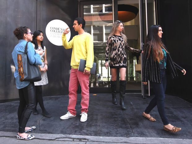Conde Nast Vogue School Of Fashion And Business