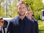 Calvin Harris makes dance breakthrough at songwriter awards