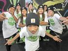 Dancers hip hop to it in bid to give world title a shake