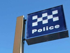 Man charged with breaking into police station