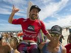 FORMER elite tour competitor Dean Brady has rated fellow Coast surfer Mitch Coleborn as a near certainty to grace next year's world tour.