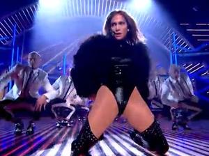 Jennifer Lopez on Britain's Got Talent