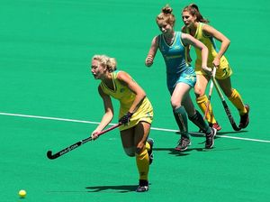 Eastham eager for Hockeyroos to take home gold from Rio