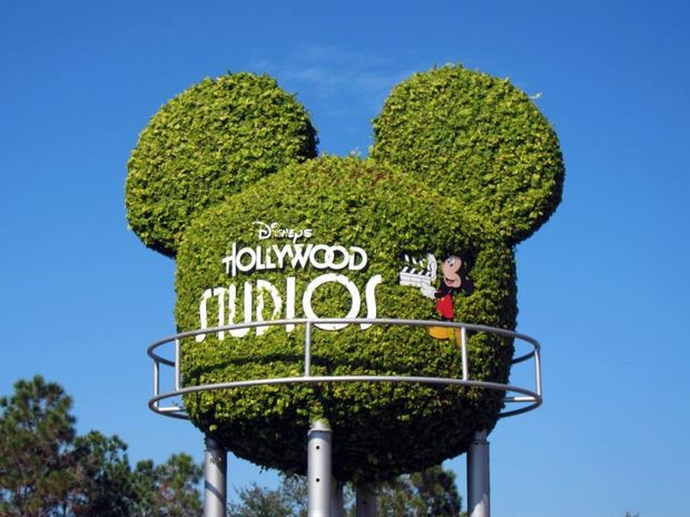 Disney's Hollywood Studios, Disney World, Florida.