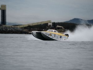 Take a ride in a superboat
