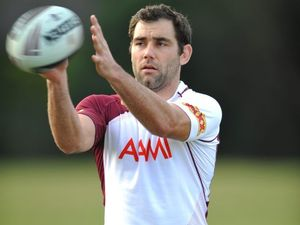 Forget the hype, Maroons must dominate, says Smith
