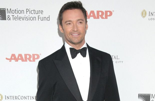 Hugh Jackman is a favourite Aussie export.