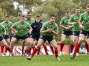 IF EVERY picture tells a story, then Noosa has provided the perfect RandR for the British and Irish touring rugby team.