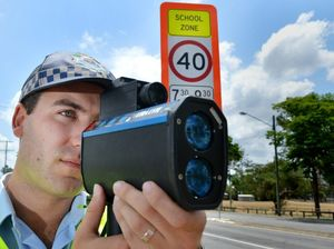 40km/h or else... school zone speeders may be fined more