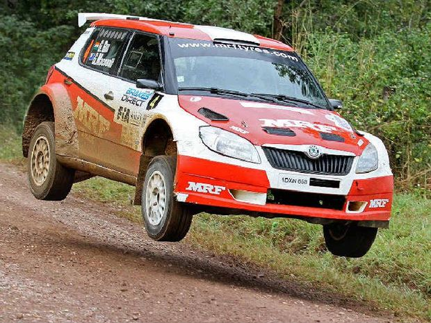 The forestry around Imbil will come alive with the International Rally of Queensland on Saturday and Sunday.