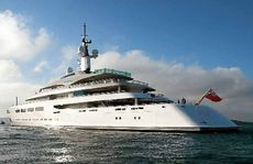 Billionaire Ernesto Bertarelli will be bringing his 96metre super yacht Vava II to the Whitsundays when he competes in the Audi Hamilton Island Race Week next month.