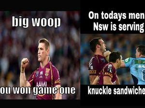 Vote for your fave meme in our State of Origin meme-off