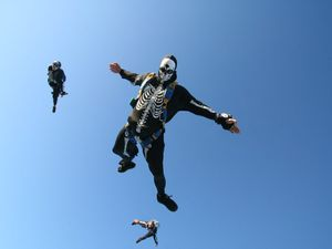 Sinkhole skydives now on offer