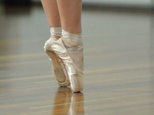 Learn new skills at ballet camp