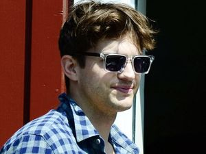 Kutcher promises big things ahead for Two And A Half Men