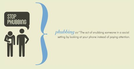 Are you a phubber?